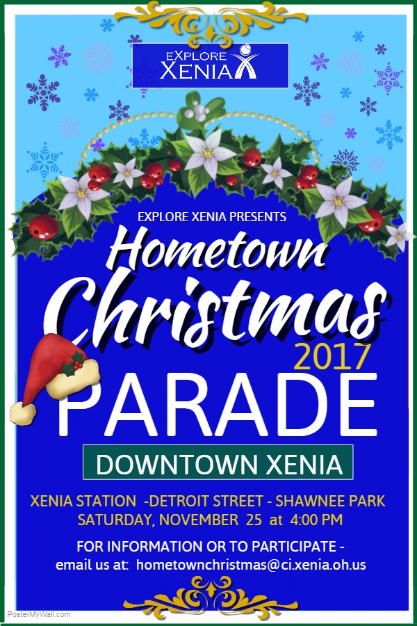 Hometown Christmas Parade 2017